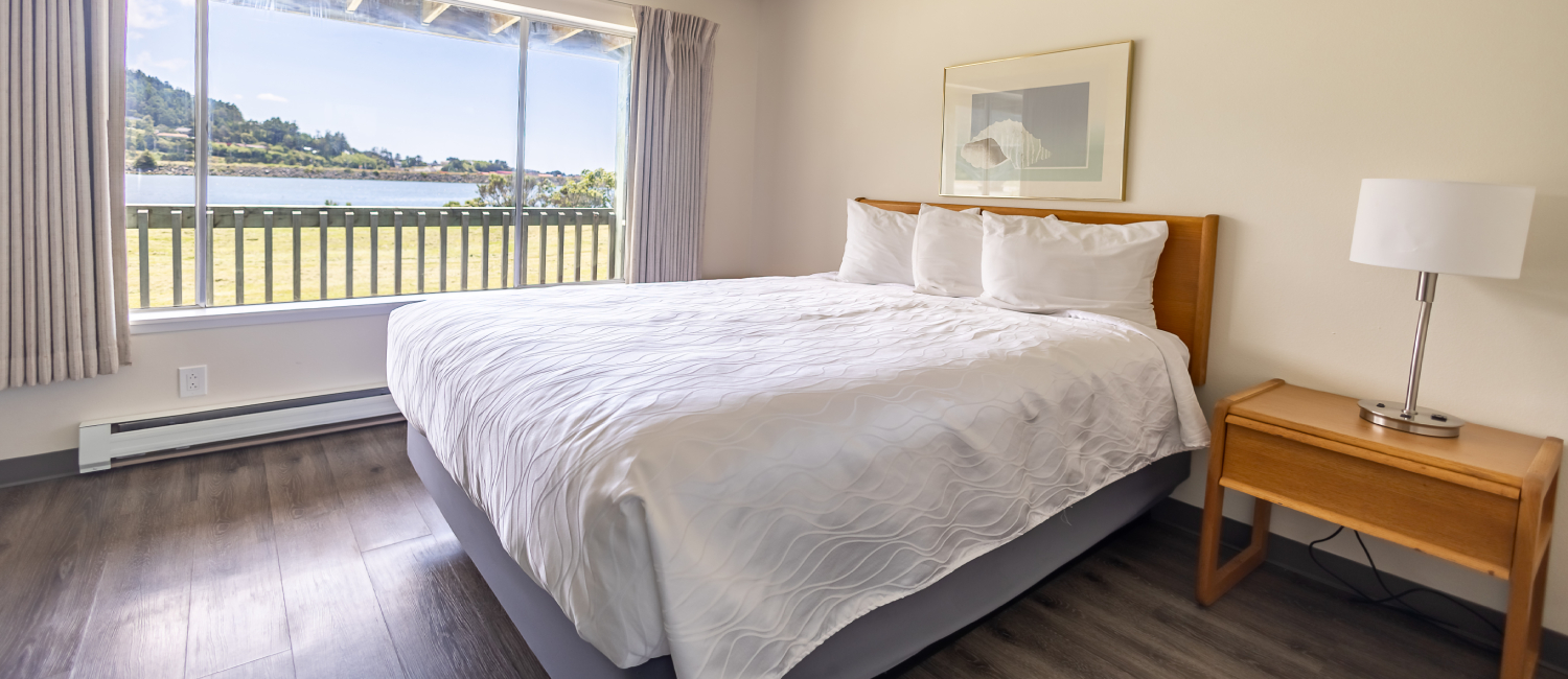 SPACIOUS AND WELL - APPOINTED GUEST ROOMS