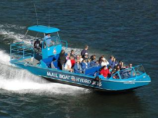 Jet Boat Trips